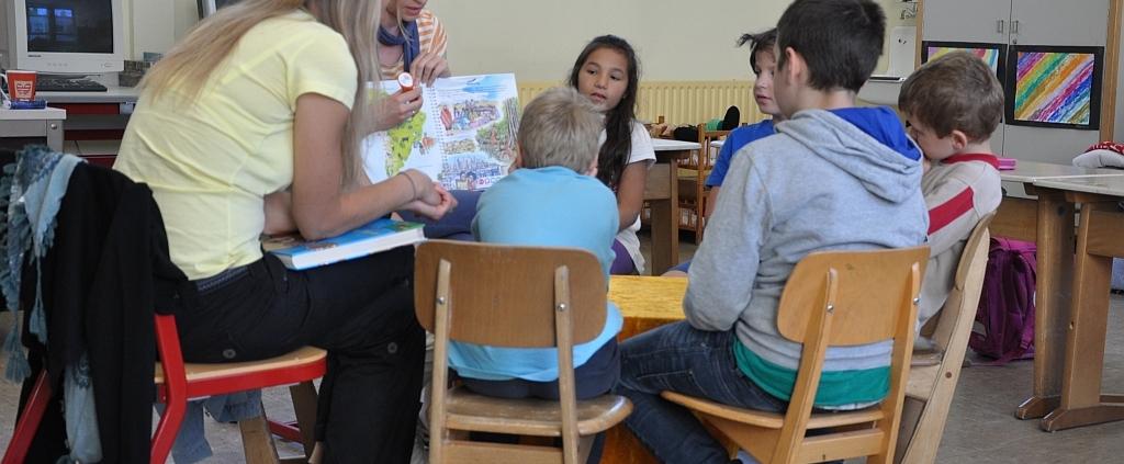 3 Grundstufe JKS Schule