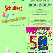 50 Jahre Janusz-Korczak-Schule
