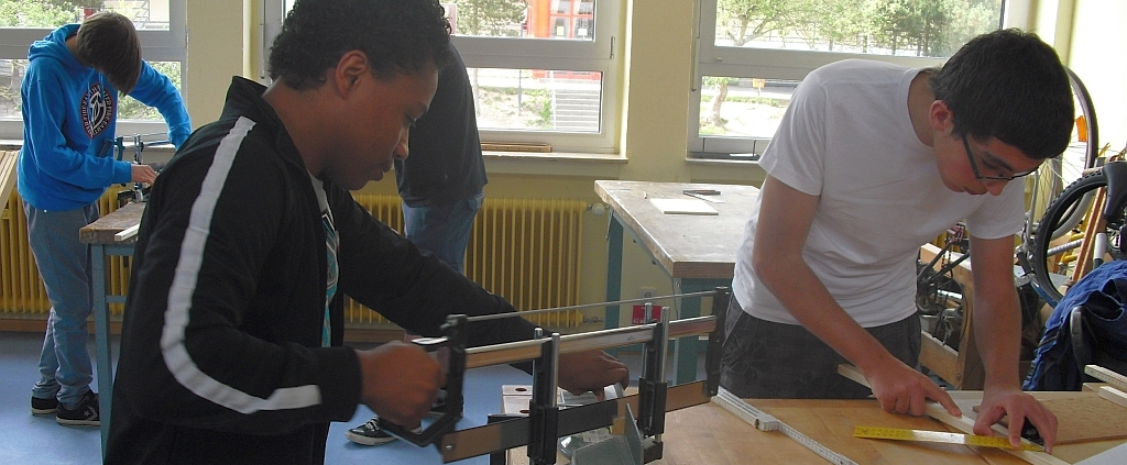 Berufsorientierung Janusz-Korczak-Schule